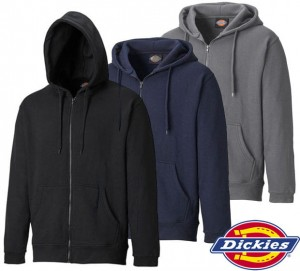 ROZPINANA BLUZA Z KAPTUREM DICKIES REDWOOD SH11500